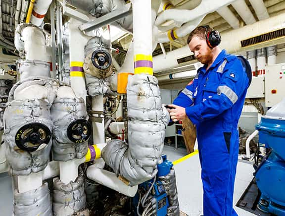 Electro-Technical Officer Cadetships | Sea Career | Clyde