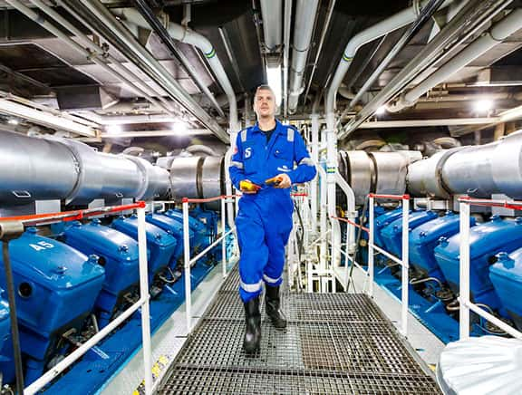 Engineering Cadetships | Sea Career | Clyde Marine Training
