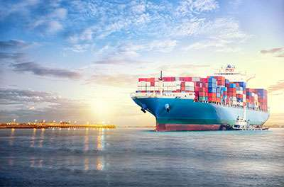 container-ships